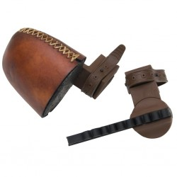 Selway Rawhide Bow Quiver