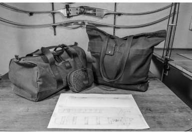 Custom equipment from Woolston Workshop
